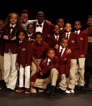 DC SCORES poetry slam Arts and Technology Academy
