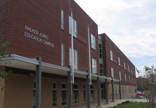 Walker Jones school