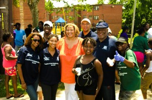 Photo of Lincoln Heights Event