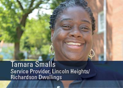 Tamara Smalls
