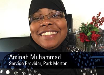 Aminah Muhammad