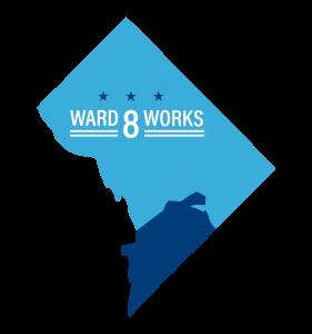 ward 8 works logo